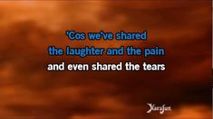 Karaoke Against All Odds (Take A Look At Me Now) - Phil Collins *