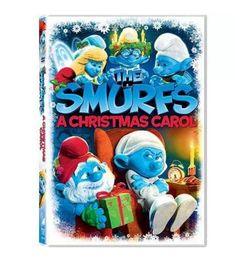 The Smurfs: A Christmas Carol (Widescreen) $5 Smurf the halls! It's Christmas time in Smurf Village! 'Tis the season that brings joy to all the Smurfs… except…