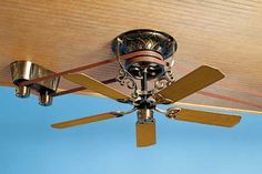 Photo: Mark Weiss | thisoldhouse.com | from Ceiling Fans