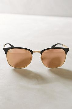 Ray-Ban Squared Clubmaster Sunglasses - anthropologie.com Clubmaster  Sunglasses 422c2e1f18d5e