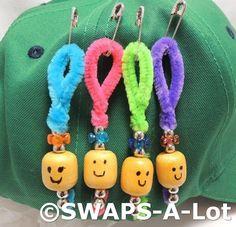 Mini+Beaded+Friend+SWAPS+Kit+for+Girl+Kids+Scout+makes+25
