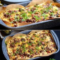 Lunch Recipes, Mexican Food Recipes, Easy Cooking, Cooking Recipes, Healthy Recepies, Exotic Food, Dinner Is Served, Good Food, Food And Drink