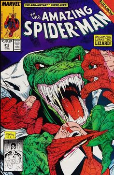 The Amazing Spider-Man #313 - March 1989