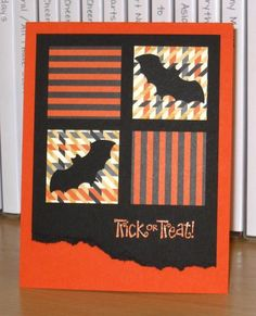 Two Bats by Christy S. - Cards and Paper Crafts at Splitcoaststampers