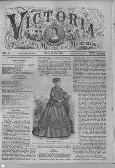 57 - Nro. 15. 15. April - Victoria - Seite - Digitale Sammlungen - Digitale Sammlungen