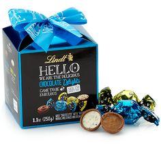 HELLO Chocolate Delights @Lindt_Chocolate @Lindt Chocolate #LindtTruffle @Influenster #RoseVoxBox