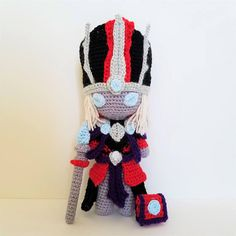 League of Legends Classic Karthus Amigurumi