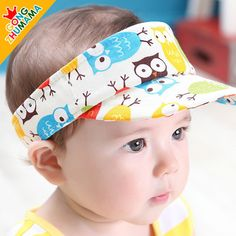 Choice of Animal Print Sun Visors Holiday Hats, Popular Toys, Visor Hats, Selling On Pinterest, Diy Headband, Summer Hats, Sewing Clothes, Baby Gear, Cute Babies