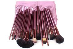 Purple Rain Brush Set – My Make-Up Brush Set