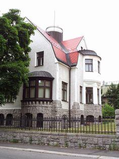 Jablonec nad Nisou -vila Josef Jäger 1906