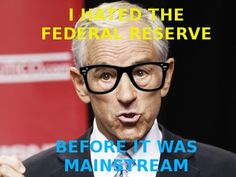 Lolol. Hipster Ron Paul. This makes me so happy I could cry.
