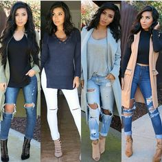 Fall winter outfit ideas