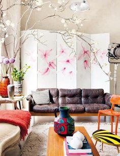Espacios idílicos. Interiores llenos de arte e inspiracion   Decorar tu casa es facilisimo.com