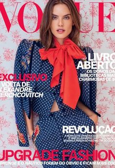 Not Even Alessandra Ambrosio Can Save These Amateur Vogue Brazil Covers (Forum Buzz) http://ift.tt/1q6XWHz  Vogue Brazil took a major risk for its big spring fashion issue by tapping a relatively unknown model to cover its March edition and we applauded the publication for it. But the magazine is back on more comfortable turf this month securing none other than Alessandra Ambrosio as its April 2016 cover girl. The Brazilian beauty was shot by photographer and long-term friend Mariano Vivanco…