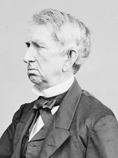 """William H. Seward (May 16, 1801 – October 10, 1872) was the 12th Governor of New York, U.S. Senator and the Secretary of State under Lincoln and Andrew Johnson, and was a member of Lincoln's wartime cabinet. On the night of Lincoln's assassination, he survived an attempt on his own life. Under Johnson he engineered the purchase of Alaska which was ridiculed at the time as """"Seward's Folly""""."""