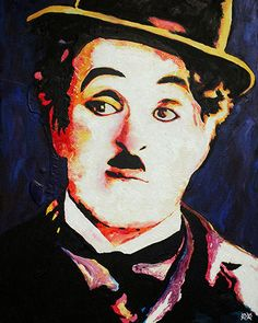 Chaplin by John Bramblitt