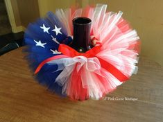 JULY 4TH Tutu, American Flag Tutu, Fourth of July Tutu, Newborn Tutu, Memorial Day Tutu, Tutus for Children, Infant Tutu, Photo prop