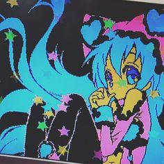 sure i draw sometimes Scene Kids, Emo Scene, Pretty Art, Cute Art, Aesthetic Art, Aesthetic Anime, Hatsune Miku, Cybergoth, Kawaii