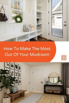 A mudroom will not only get you a better selling price if you choose to sell your home but also be extremely useful for you! Let's go through some interesting and inexpensive mudroom design ideas.