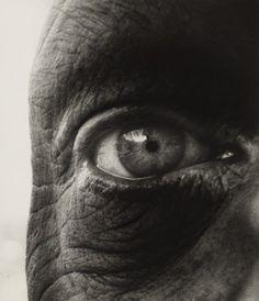 Bill Brandt. Jean Dubuffet. 1960