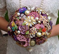 Handcrafted Wedding Bouquets