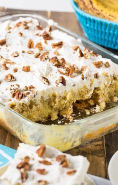 Southern Hummingbird Poke Cake !