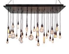 Over-sized Rustic Style Chandelier - chandeliers