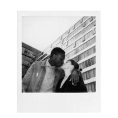 Polaroid Originals B&W i-Type film