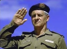 """One of the last great South African Generals - Constand Viljoen - also known as """"stofstrepie"""""""