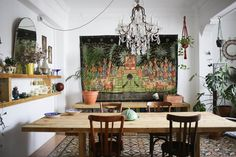Secrets to Effortless Style from Stunning Spanish Homes by Apartment Therapy Main  #HomeDecor, #IdeasInspiration, #InteriorDesign, #TourFeature