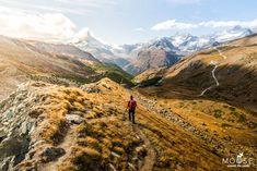 Wandern am Matternhorn – 5-Seenweg in Zermatt Zermatt, Wallis, Seen, Ursula, Places To Go, Road Trip, Hiking, Camping, Mountains