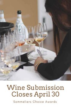 Enter your wines today in the Sommeliers Choice Awards and get it judged by top-notch sommeliers of USA List Of Awards, Greens Restaurant, Catering Companies, Wine List, Choice Awards, Wine And Spirits, Wineries, Wine Tasting, Submissive