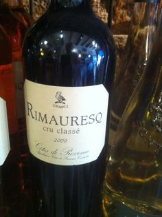 Another lovely label found in France via #CarnivalBreeze