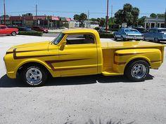 67-72 chevy truck chop top | 1970 Chevrolet C10 For Sale Winter Park, Florida