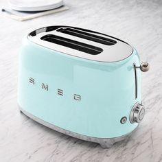 SMEG Toaster - 2 Slice