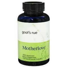 Breastfeeding present management can be a pain, but Goats Rue actually helps make sure your supply keeps up with demand.