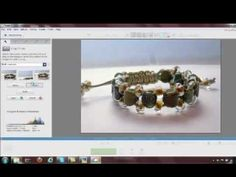 How To Take Pictures Of Jewelry, via YouTube.