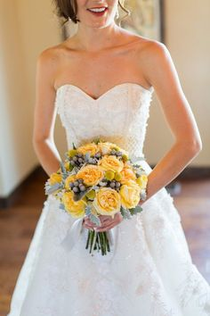 30 Amazing Fall Wedding Bouquet Ideas