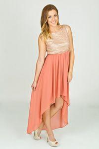Alythea Shimmer Me Timbers Dress