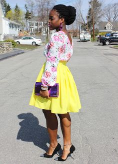 Springtime Girly Girl by A La Mode Wearhouse; Fashion at your fingertips