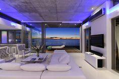 Modern Interior Victoria Road Villa By Metropolis Design