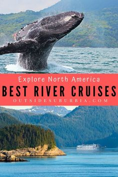 Hudson River Cruises, Best River Cruises, American River Cruises, Mississippi River Cruise, American Cruise Lines, Floating Hotel, Shore Excursions, Cruise Travel, Great Lakes