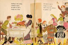 Bring in the Pumpkins Written and Illustrated by Dahlov Ipcar