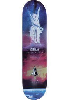 EMillion Welcome-Home - titus-shop.com  #Deck #Skateboard #titus #titusskateshop