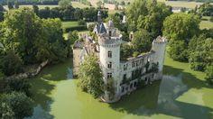 Château abandonné de la Mothe Chandeniers