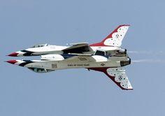 USAF Thunderbirds Display Team