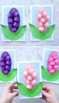 20 best DIY paper flowers craft – Kids Diys Best Picture For Mothers Day Crafts for Kids photo For Y Flower Crafts Kids, Paper Flowers For Kids, Spring Crafts For Kids, Mothers Day Crafts For Kids, Tissue Paper Flowers, Paper Crafts For Kids, Toddler Crafts, Preschool Crafts, Diy Paper
