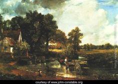 Haywain - John Constable - www.john-constable.org