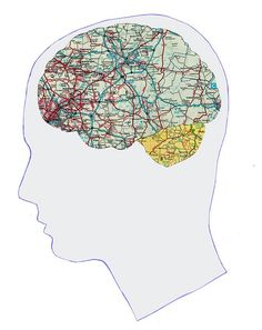 Brain map. By...?