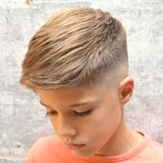 45 Best Short Haircuts For Men 2019 Guide: 45 Best Short Haircuts For Men 2019 Guide. 35 Cool Haircuts For Boys 2019 Guide. Boys Fade Haircut, Boy Haircuts Short, Cool Boys Haircuts, Trendy Mens Haircuts, Toddler Boy Haircuts, Little Boy Haircuts, Haircut Men, Haircut Short, Haircut Styles For Boys